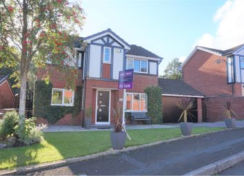 Thumbnail 4 bed detached house for sale in Dell Side Way, Rochdale