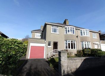 Thumbnail 4 bed town house for sale in 16 Devonshire Crescent, Douglas