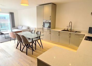 Thumbnail 2 bed flat to rent in Merlin Drvice, Peterborough