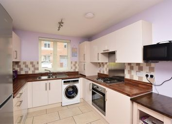 Thumbnail 4 bed terraced house for sale in Chatham Reach, Amherst Hill, Gillingham, Kent