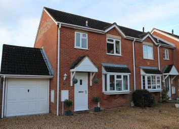 Thumbnail 3 bed semi-detached house for sale in Ludlow Close, Pewsham, Chippenham