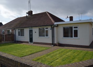 Thumbnail 2 bed semi-detached bungalow to rent in Monkhill Lane, Pontefract