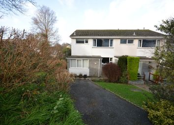 Thumbnail 3 bed end terrace house for sale in Trewidden Close, Truro