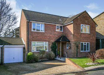 4 bed detached house for sale in Hydehurst Close., Crowborough TN6