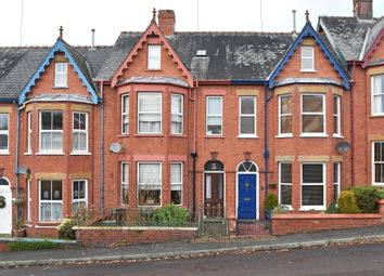 Thumbnail 4 bed terraced house for sale in Alexandra Road, Llandrindod Wells