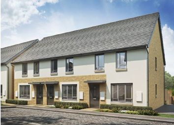 Thumbnail 3 bed end terrace house for sale in Poplar Close, Plympton, Plymouth