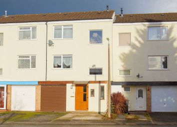 Thumbnail 4 bed terraced house for sale in Kinnersley Close, Winyates West, Redditch, Worcestershire