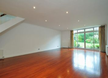 Thumbnail 3 bed terraced house to rent in Lindfield Gardens, Hampstead NW3,