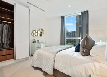 Thumbnail 2 bed flat for sale in Able Quay, Laker Court, 39 Harbour Way, London