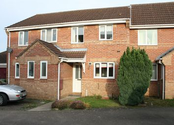 Thumbnail 2 bedroom terraced house for sale in Lavender Close, Attleborough