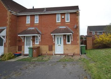 Thumbnail 1 bed end terrace house to rent in Moulton Close, Laceby Acres, Grimsby