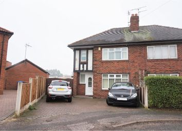 Thumbnail 3 bedroom semi-detached house for sale in St. Wystans Road, Derby