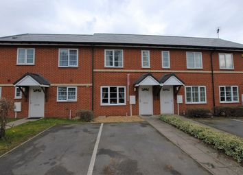 Thumbnail 2 bed town house for sale in Hamilton Avenue, Uttoxeter