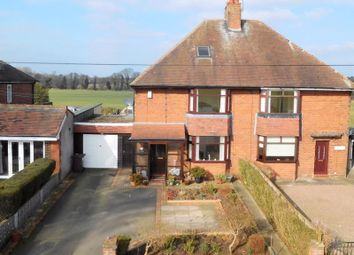Thumbnail 3 bed semi-detached house for sale in Mill Lane, Wrinehill, Crewe