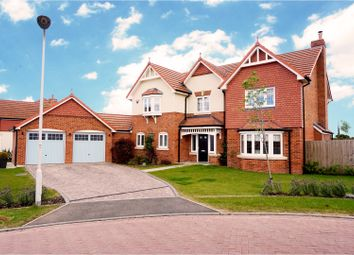 Thumbnail 5 bed detached house for sale in Oak Tree Close, Kingsborough Manor