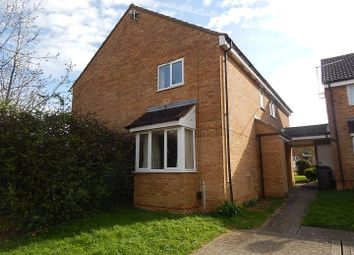 Thumbnail 2 bed detached house to rent in Fishers Way, Godmanchester, Huntingdon