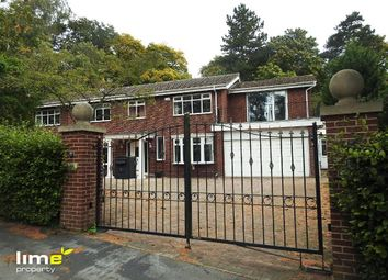 Thumbnail 5 bed detached house to rent in Grange Park, Swanland, Hull
