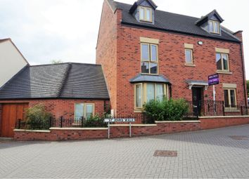 Thumbnail 5 bed detached house for sale in St. Johns Walk, Lawley Telford