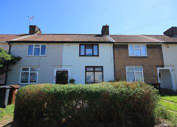 Thumbnail 2 bed terraced house for sale in Easebourne Road, Dagenham