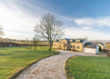 Thumbnail 6 bed detached house for sale in The Farmhouse, Roseview, Leadburn, West Linton