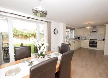 Thumbnail 5 bed detached house for sale in Grenada Crescent, Bletchley, Milton Keynes