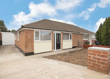 Thumbnail 2 bedroom semi-detached bungalow for sale in Lodge Road, Eston, Middlesbrough