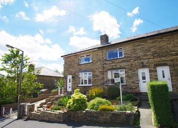 Thumbnail 2 bed terraced house to rent in Longfield, Heptonstall, Hebden Bridge