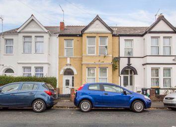 Thumbnail 4 bedroom terraced house for sale in Eton Road, Newport