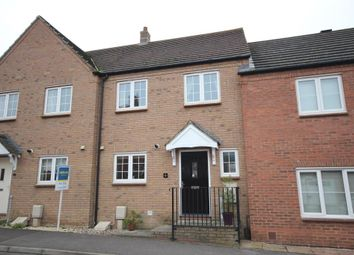 Thumbnail 3 bedroom terraced house for sale in Rye Close, Littleport, Ely