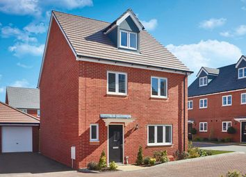 "Thumbnail 5 bed detached house for sale in ""The Ripley"" at Wood Lane, Binfield, Bracknell"
