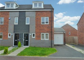Thumbnail 3 bedroom semi-detached house for sale in Friars Way, Newcastle Upon Tyne, Tyne And Wear