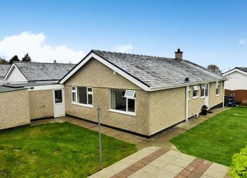 Thumbnail 3 bed detached house for sale in Groeslon, Caernarfon