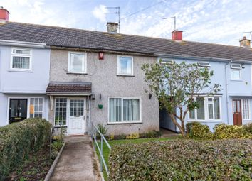 Thumbnail 2 bed terraced house for sale in Peverell Drive, Bristol