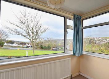 Thumbnail 2 bed detached bungalow for sale in Hailsham Avenue, Saltdean, Brighton, East Sussex