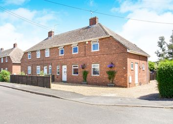 Thumbnail 3 bedroom semi-detached house for sale in Ashbeach Road, Ramsey St. Marys, Huntingdon