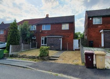 Thumbnail 3 bed semi-detached house for sale in Bamber Croft, Westhoughton, Bolton