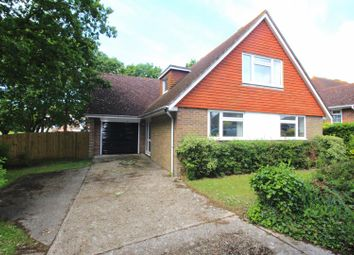 Thumbnail 4 bed detached house to rent in Fowlers Close, Bexhill-On-Sea