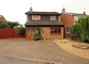 Thumbnail 3 bed detached house for sale in Knightsbridge Lane, Willenhall