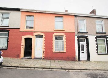 Thumbnail 4 bed terraced house for sale in Francis Street, Tonypandy