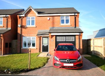 Thumbnail 4 bed detached house for sale in West End Lane, New Rossington, Doncaster
