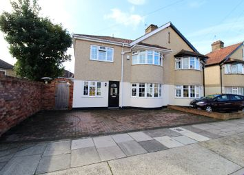 Thumbnail 4 bed semi-detached house for sale in Plymstock Road, Welling