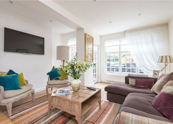 Thumbnail 4 bedroom terraced house for sale in St John's Wood Terrace, St John's Wood, London
