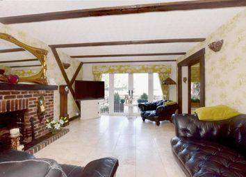 4 bed semi-detached house for sale in Lucks Lane, Paddock Wood, Tonbridge, Kent TN12