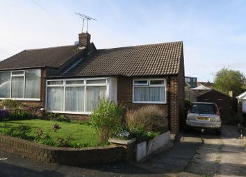Thumbnail 2 bedroom semi-detached bungalow for sale in Croft House Avenue, Morley, Leeds