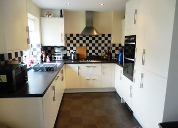 Thumbnail 3 bedroom end terrace house for sale in Miller Way, Peterborough