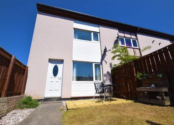 Thumbnail 2 bedroom end terrace house for sale in Scarfell Close, Peterlee, County Durham