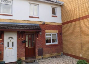 Thumbnail 2 bed semi-detached house to rent in Clos Aneurin, Rhydyfelin, Pontypridd