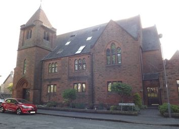 Thumbnail 2 bed flat to rent in Strathearn Court, Grangemouth