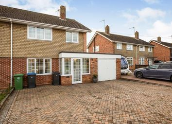 Thumbnail 4 bed semi-detached house for sale in Baker Avenue, Stratford-Upon-Avon