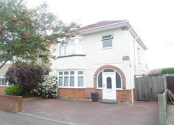 Thumbnail 3 bed detached house for sale in Danesbury Avenue, Bournemouth